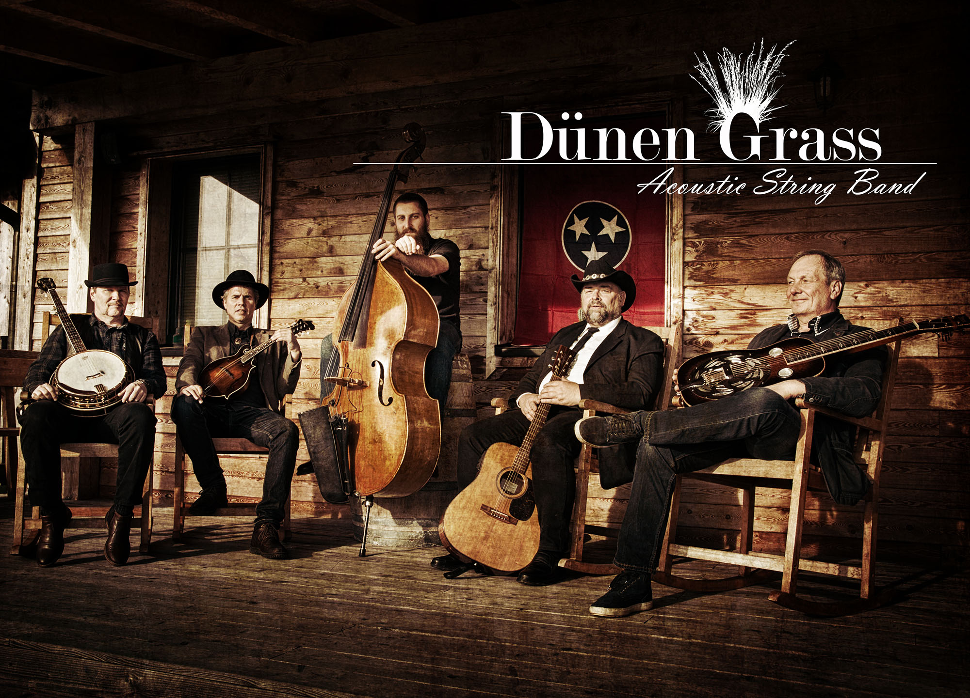 DünenGrass accoustic string band